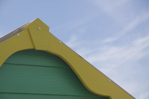 Littlehampton beachhut