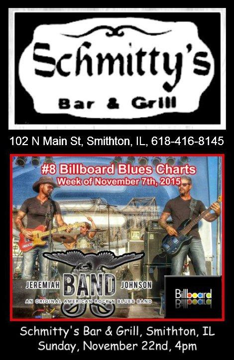 Schmitty's Bar & Grill 11-22-15
