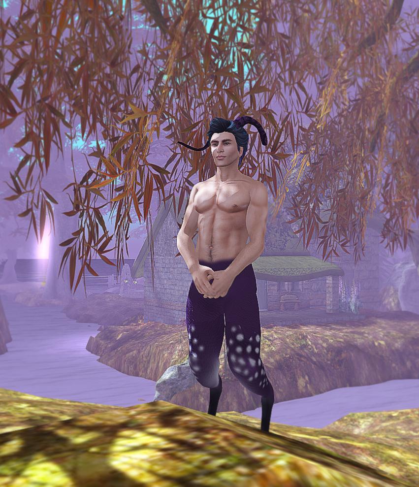 Avatar Bizarre Fallow Faun Sentry