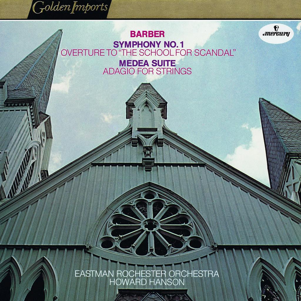 Samuel Barber - Symphony No. 1