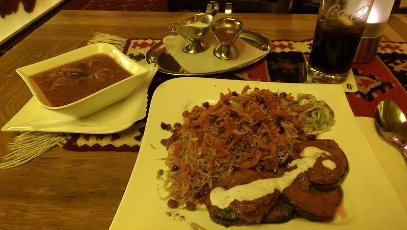 Afghanisch essen