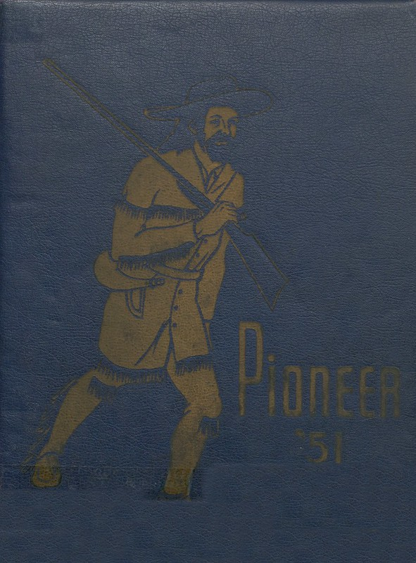 1951 Wurtland High School Yearbook