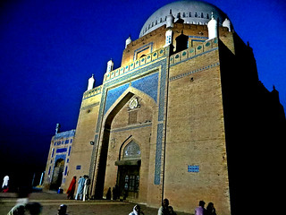 Baha-ud-din Zakariya Mazar Shah Rukn-e-Alam tomb Fort Multan Pakistan Oct 2015  002