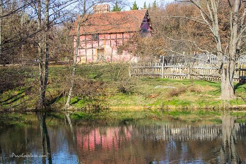 virginia unitedstates staunton frontierculturemuseum 1600englishfarm