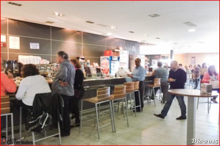 Barra - Café Bar Molino