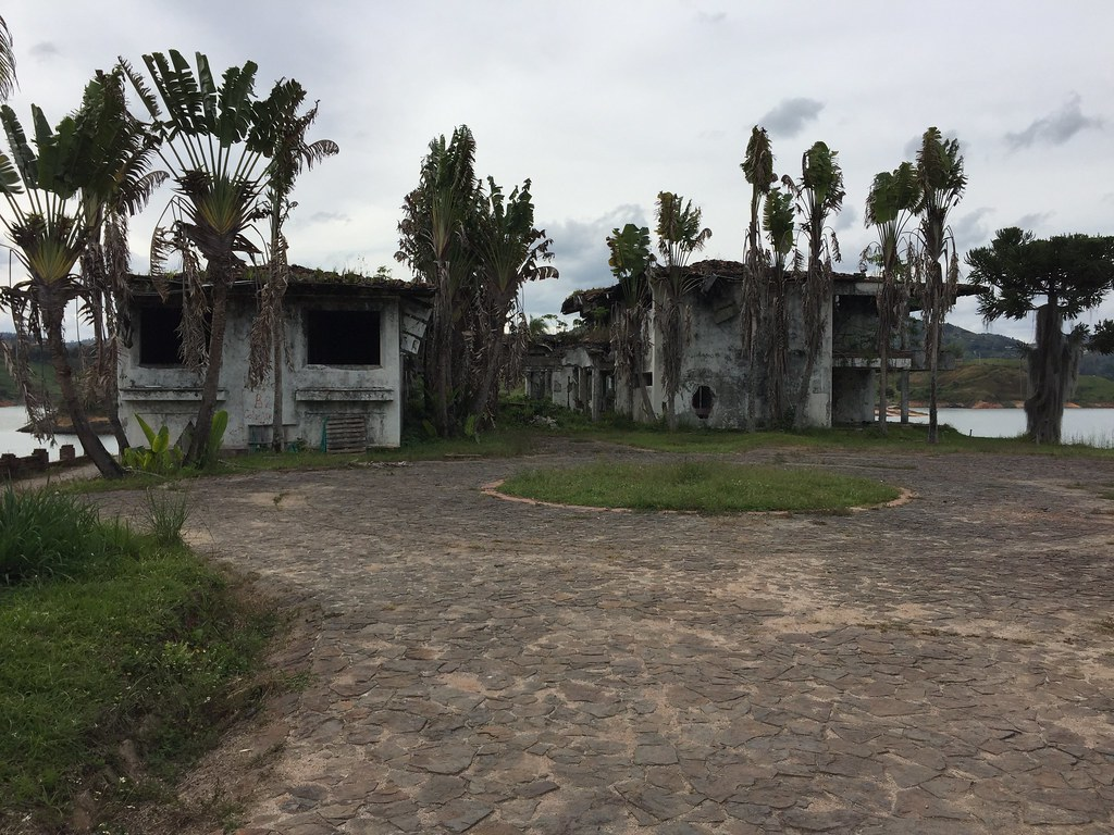 Private Tour of Pablo Escobar's Property