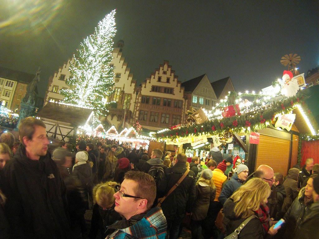 Frankfurt Christmas Market - Heart of Germany Christmas Market Cruise with Viking River Cruises, Dec. 2015
