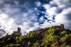 Les châteaux de Lastours-