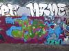 Dyet graffiti, Trellick Tower