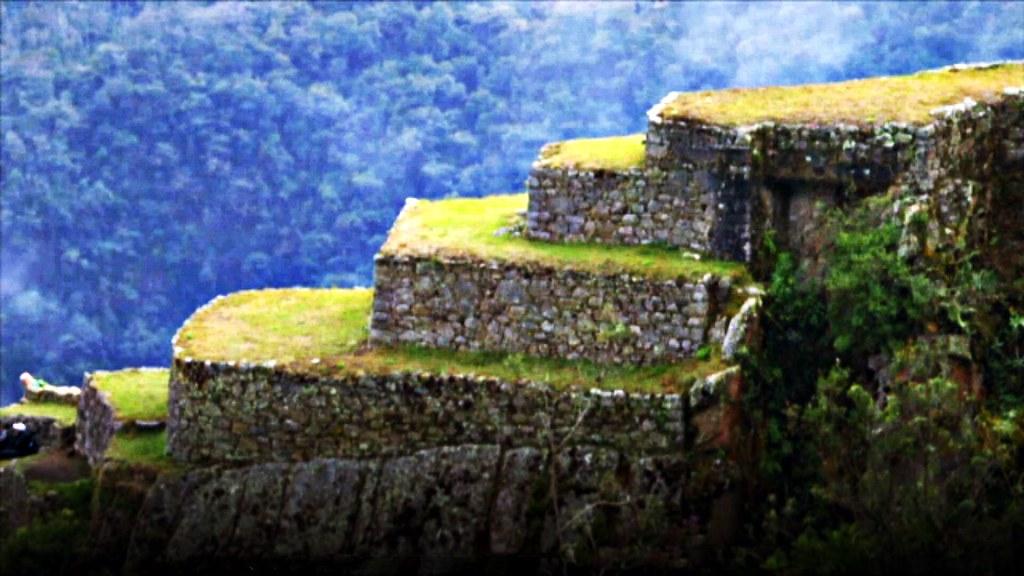 Machu Picchu Cusco Perú Andenes O Terrazas Agrícolas Flickr