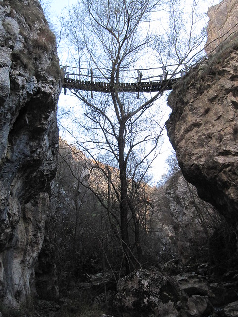 В Ябланишкото ждрело / Inside the Yablanitsa gorge