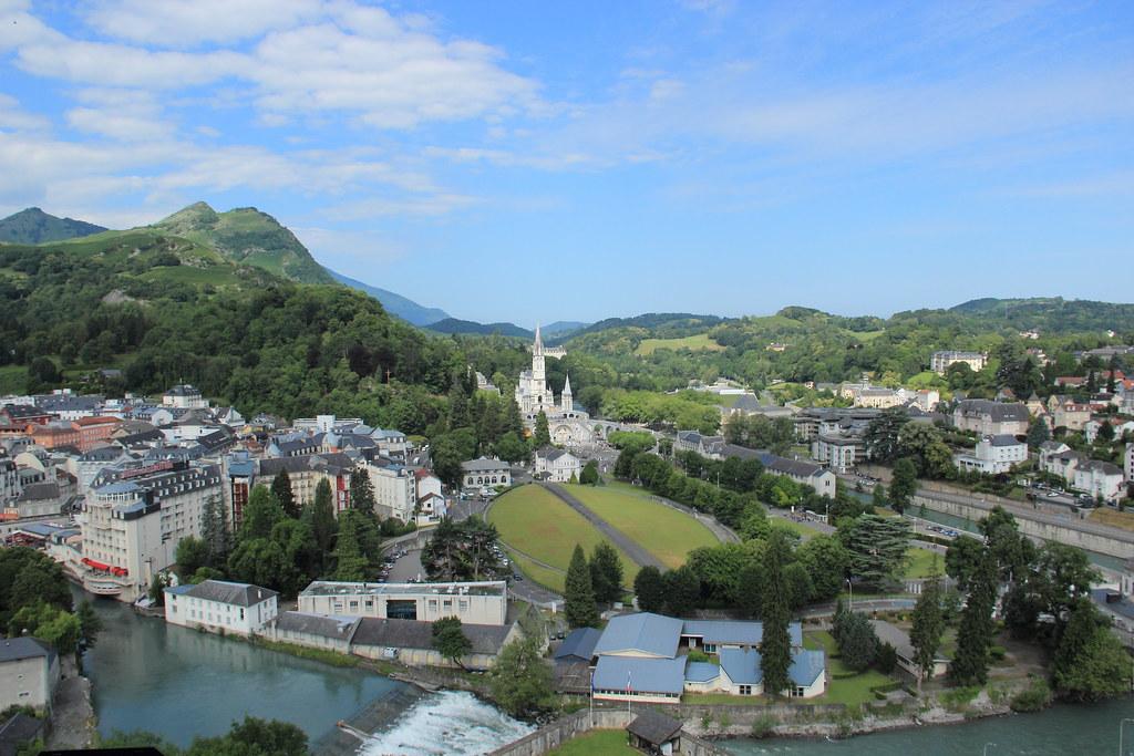 Hotel Saint Etienne Lourdes
