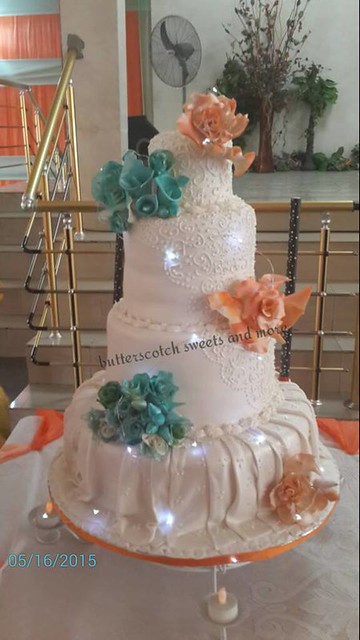 Cake by Shirley D'Baker-Butterscotch of Butterscotch sweets and more