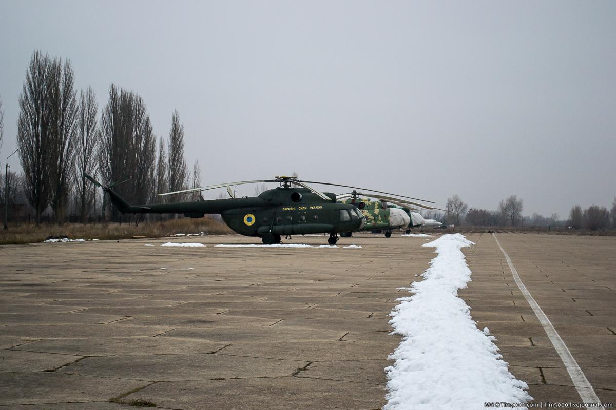 Первый милитарный споттинг в 15-й бригаде транспортной авиации Украины