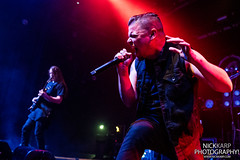 Fallujah at Playstation Theater in NYC on 9/16/16