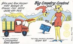Runnin Bare #0348: Continental Road Runner & Kopee Kat - Denver, Colorado