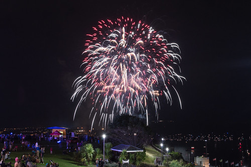 British Firework Championships - Plymouth - 18/08/2015