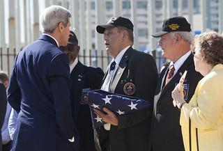 Visita de Kerry a La Habana