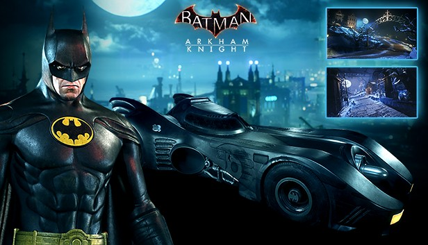 Batman: Arkham Knight 1989 Skin
