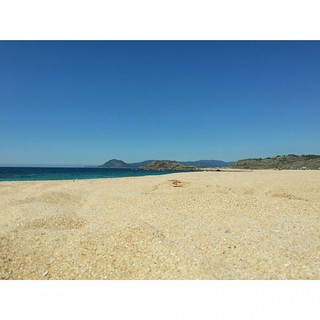 Praia de Arealonga Baroña Area Longa Beach の画像. square squareformat iphoneography instagramapp uploaded:by=instagram