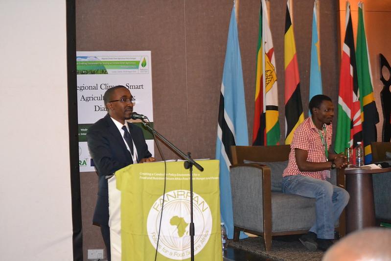 FANRPAN 2015 CSA & PHLM Regional Policy Dialogue, Zambia