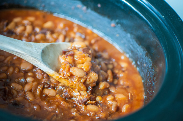 Maple Chipotle Baked Beans 3