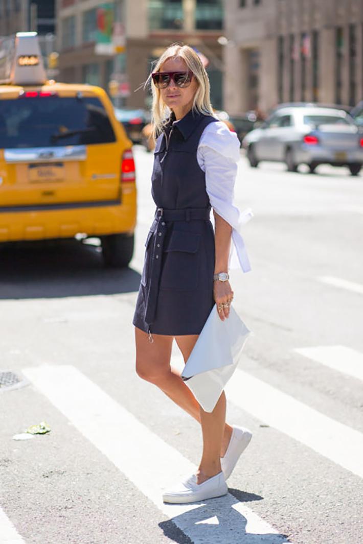 New York Fashion Week StreetStyle Inspiration4