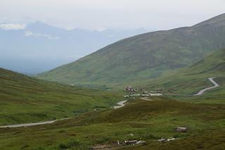 065 Uitzicht bij Independence Mines