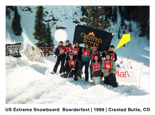 US Extreme Snowboard Boaderfest : 1999
