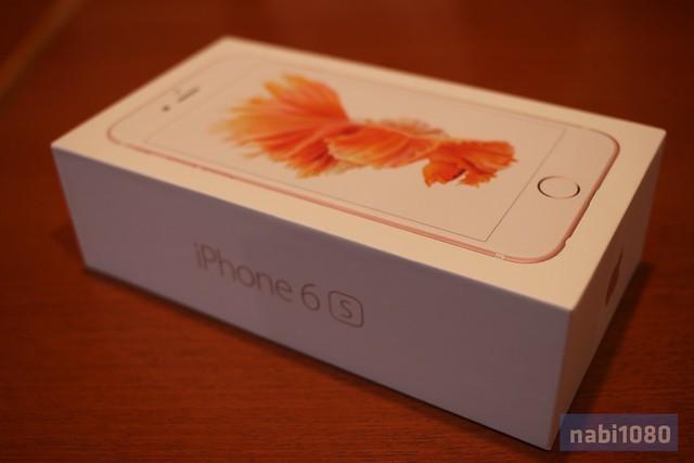 iPhone 6sローズゴールド01