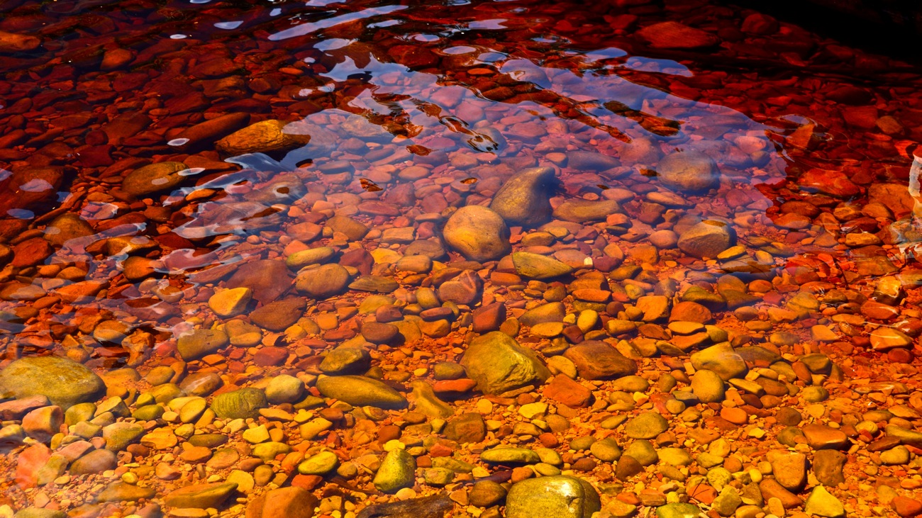 rio rojo