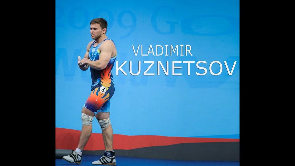 Vladimir Kuznetsov KAZ 85kg