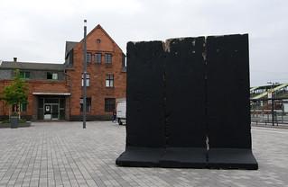 3Steps | REFLEXION - Berliner Mauer | Giessen Black Monday 2015