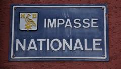 Impasse nationale