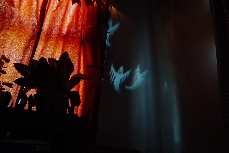 ghostie projector.