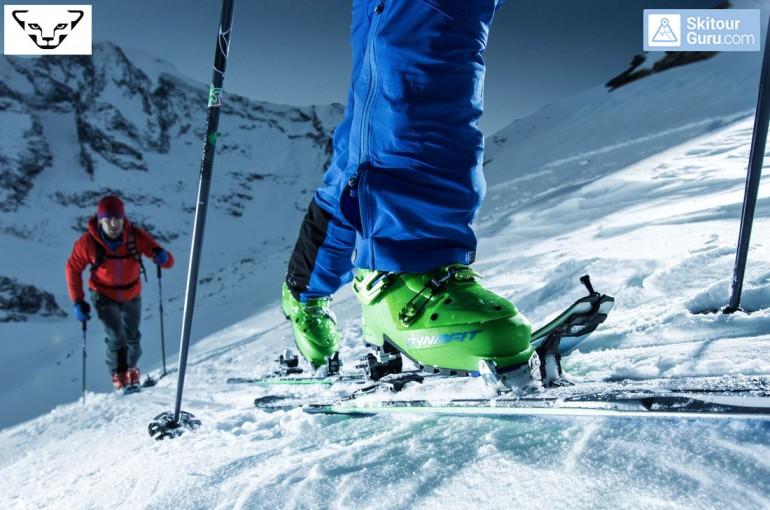 Boty pro skitouring a freeride