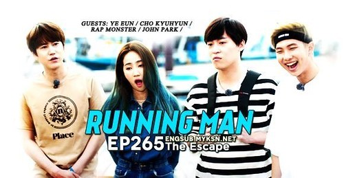 [Vietsub] Running Man Tập 265