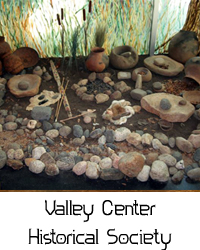 valley center historical society