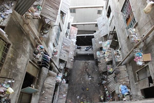 Sự thật về chung cư 'trấn yểm bằng 4 xác trinh nữ' ở Sài Gòn