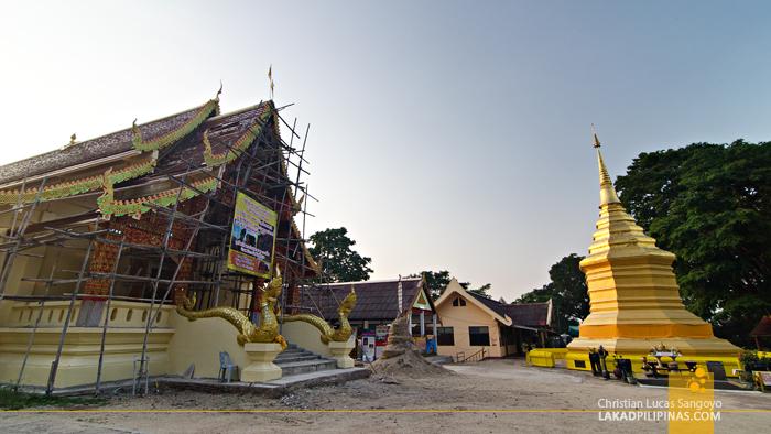 Wat Phra That Chom Thong Chiang Rai