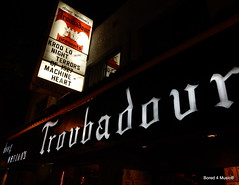 Night Terrors of 1927 & Machineheart @ The Troubadour (10/03/15)