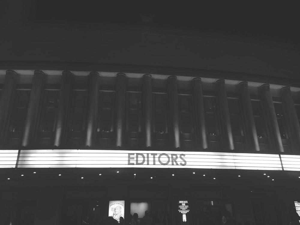 BTS: Editors