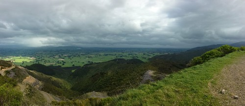 mt dick front wairarapa southerly