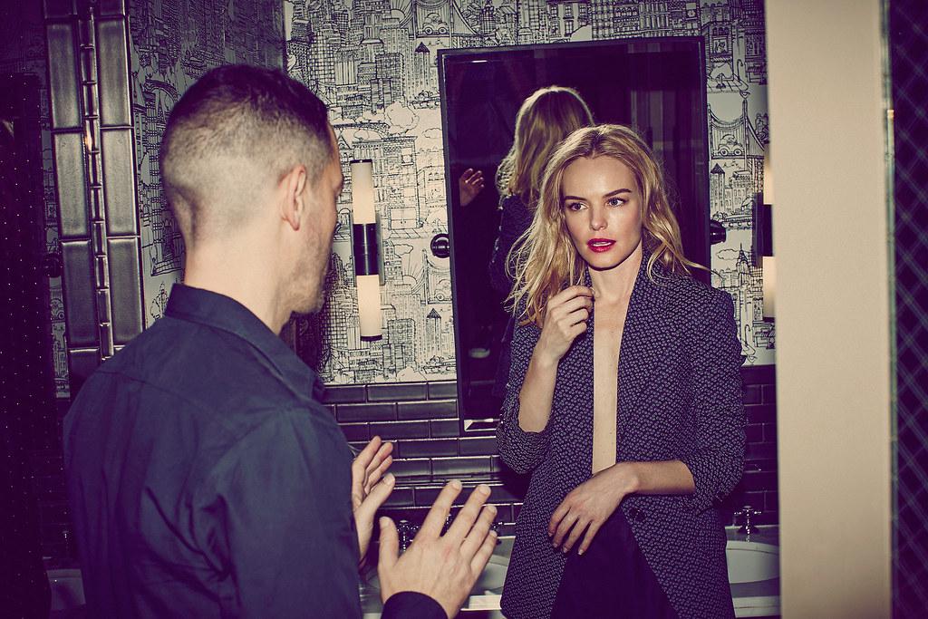 Кейт Босуорт — Фотосессия для «Vs» 2015 – 7