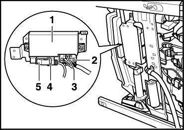 75237 - Instalacja modułu pamięci ustawień fotela kierowcy i lusterek - 29