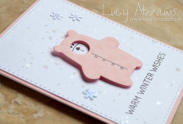 Cozy Bear 3 by Lucy Abrams