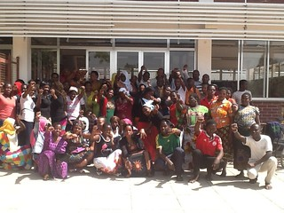 2015-9-25~26 Tanzania: Workshop on Training of Trainers for Domestic Workers