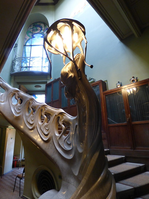 art  nouveau mansion
