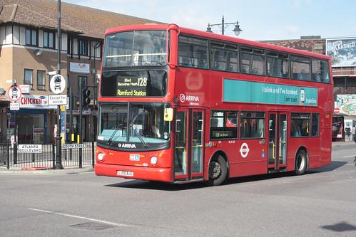 Arriva London North VLA128 LJ05BJU