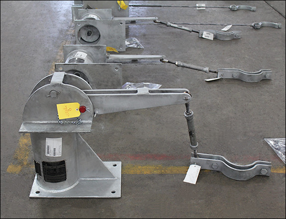 Custom Constant Spring Supports for Oil Refinery